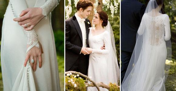 Фото свадебного платья из фильма сумерки