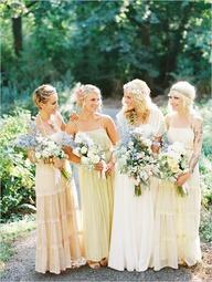 Bridesmaids 4 Beach