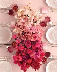 Centerpiece 7 Pink