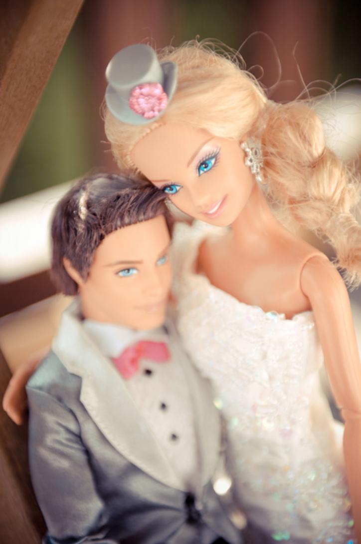 barbie and ken s wedding weddingstory. Black Bedroom Furniture Sets. Home Design Ideas