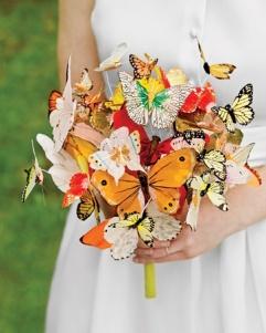 Bouquet 11 Butterfly