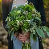Bouquet 14 green