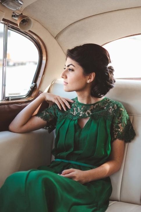 Bride 14 green