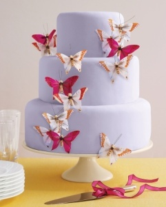 Cake 11 Butterfly
