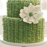 Cake 14 green