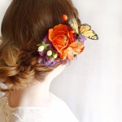 Hair 11 Butterfly