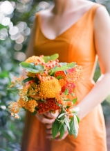 Bouquet 1 Orange
