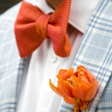 Groom 1 Orange