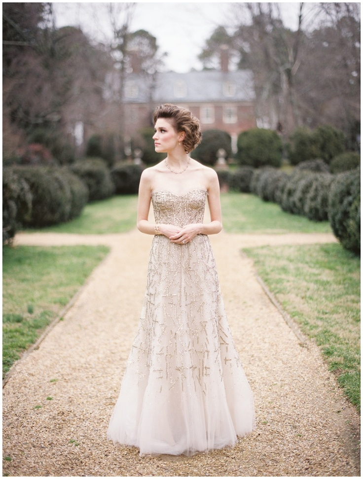 gold wedding dresses weddingstory