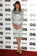 GQ Alexa Chung in Carven and Chanel