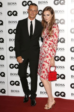 GQ Jonathan Saunders y Valentine Fillol-Cordier