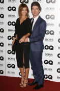 GQ Noel Gallagher y su mujer Sarah McDonald