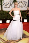 Jennifer Lawrence in Dior and Chopard