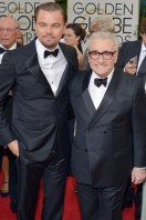 Leonardo DiCaprio and Martin Scorsese