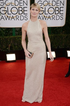 Robin Wright in Reem Acra