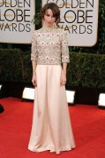 Sally Hawkins wore a vintage Dior dress from WilliamVintage