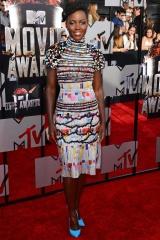 Lupita Nyong'o in Chanel