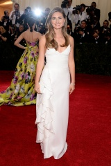 Lauren Bush in Ralph Lauren