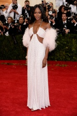 Naomi Campbell in Givenchy
