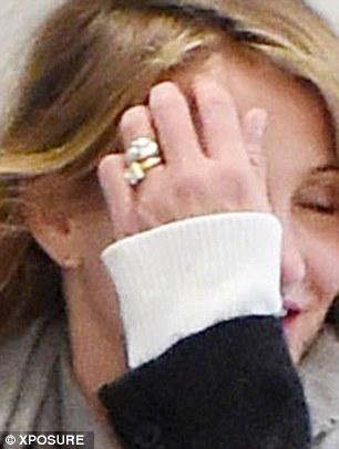 Are Cameron Diaz And Benji Madden Engaged Weddingstory